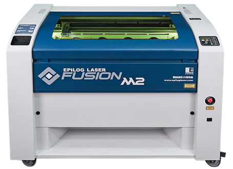 Epilog Fusion M2 lézergravírozó és vágógép